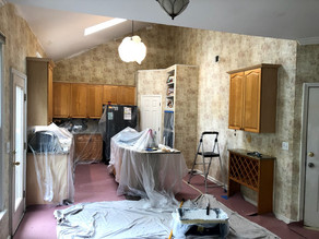 How to Prep the House Interior