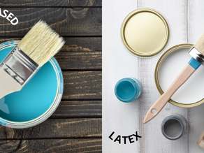 Oil-Based Or Latex Paint: What Are Their Differences