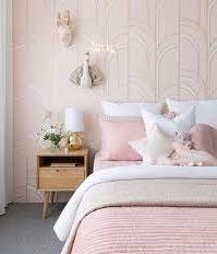 PINK Color Kid's Bedroom
