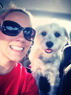 We LOVE Car Rides!!