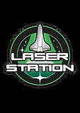 Laser Station Logo