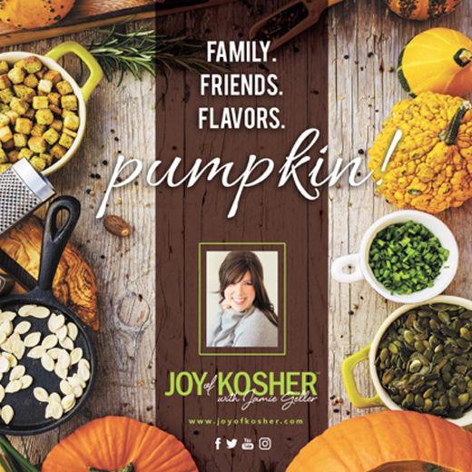 Joy of Kosher Social Ad