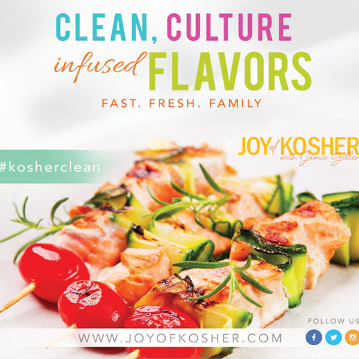 Joy of Kosher Email Campaign