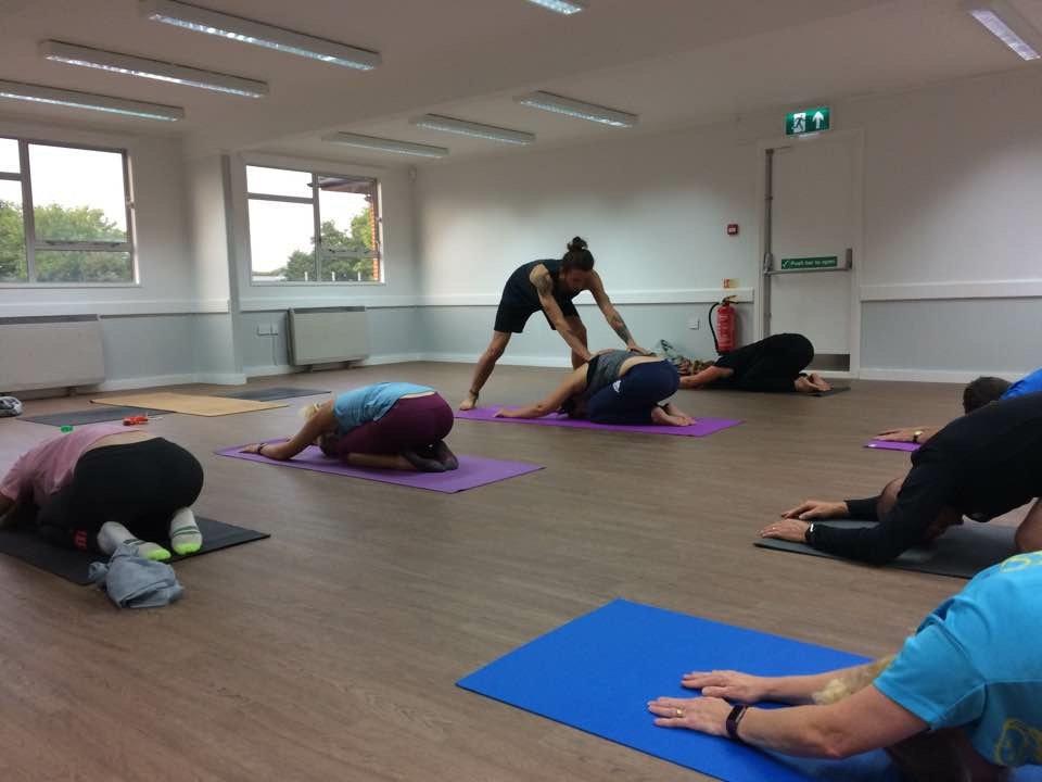Farnham Public Yoga