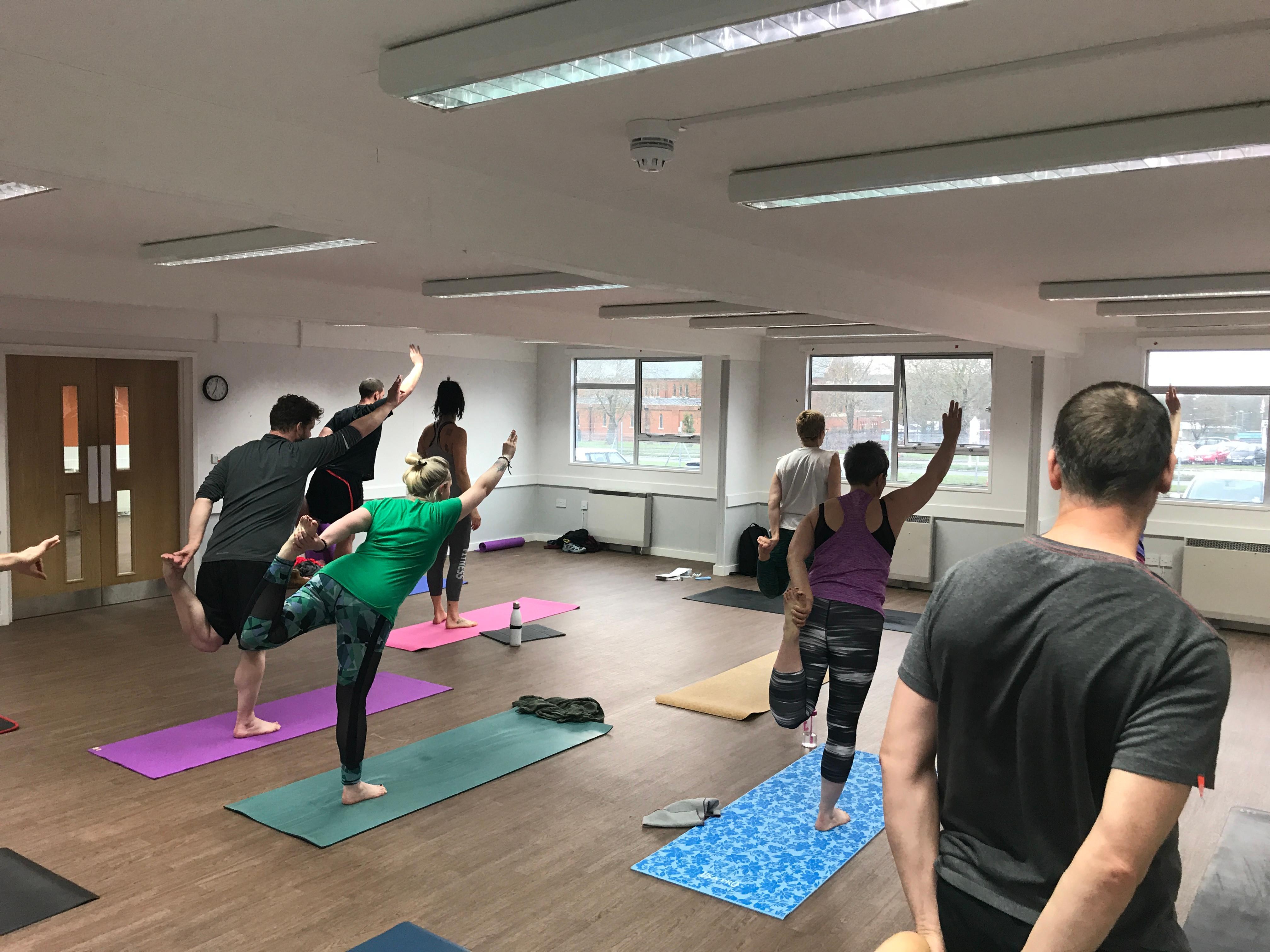 Aldershot Public Yoga