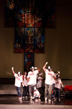 Hiz Hop Crew Showcase 2012