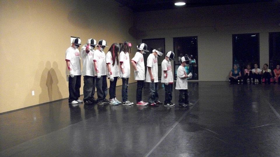 Hiz Hop Crew CDA Showcase