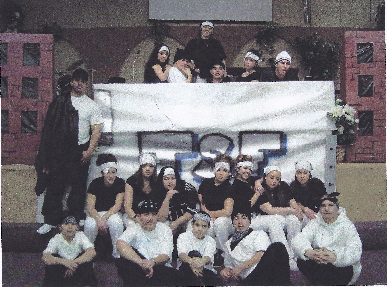 TSF CREW 2002