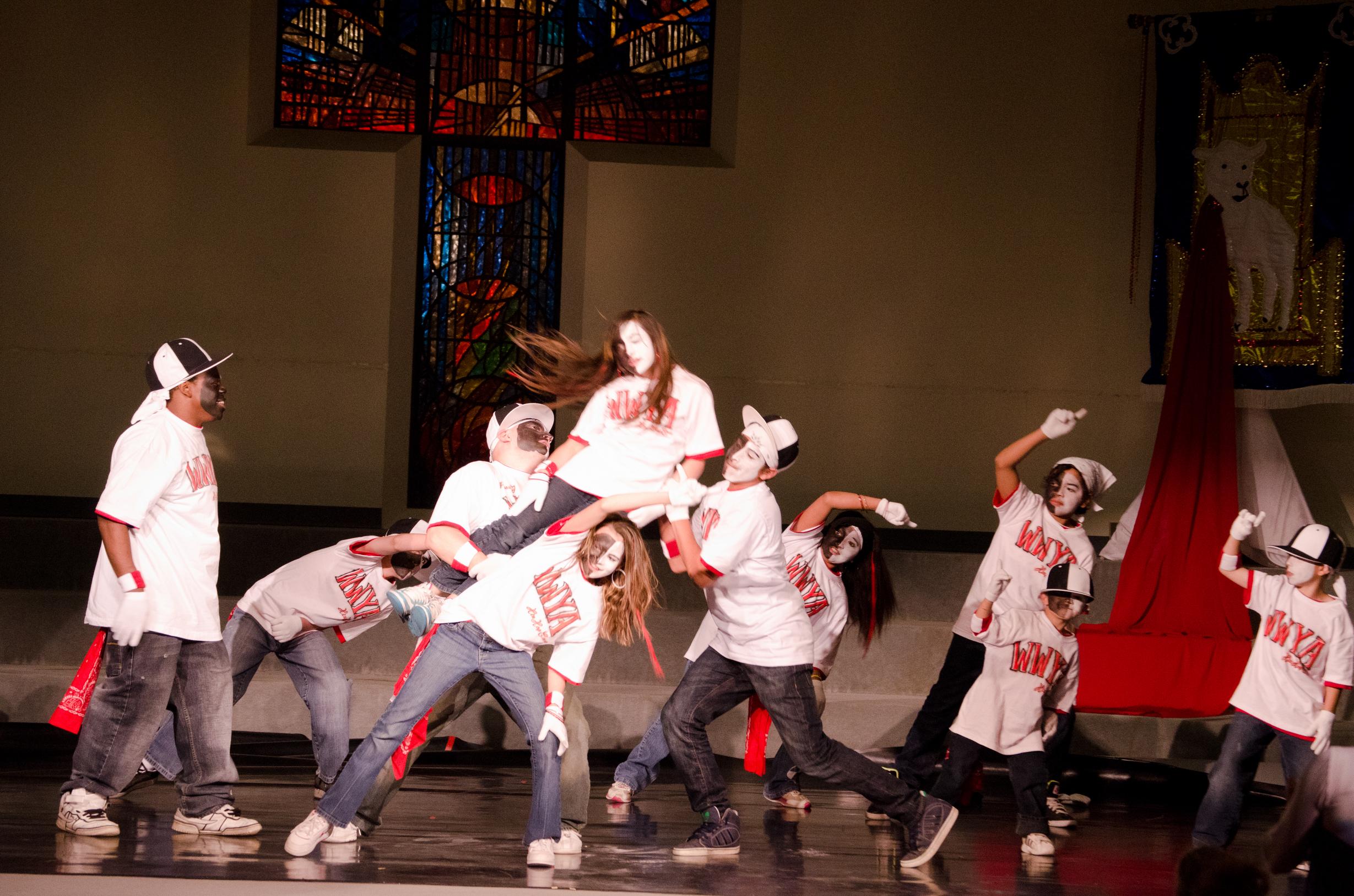 Hiz Hop Crew 2012 Showcase