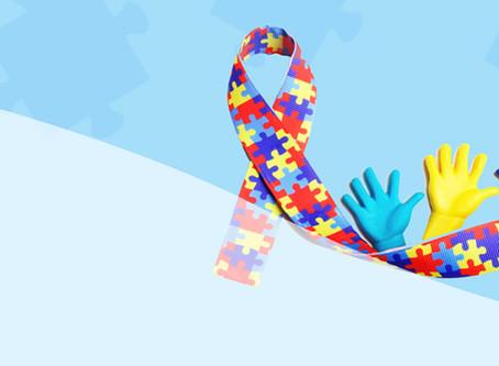 Conscientização do Autismo: Abril Azul