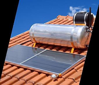 aquecedores a energia solar