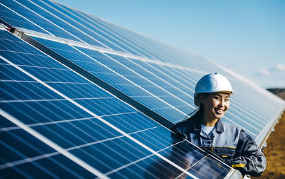 painel de placas fotovoltaicas