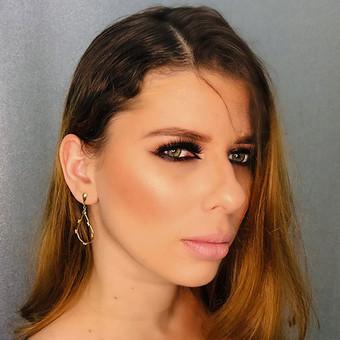 Makeup Clarane Medeiros