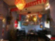 中崎町カフェ マラッカ(コーヒー ショップ)の三階