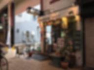 中崎町カフェ マラッカ(コーヒー ショップ)の外観
