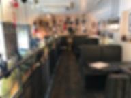 中崎町カフェ マラッカ(コーヒー ショップ)の中二階