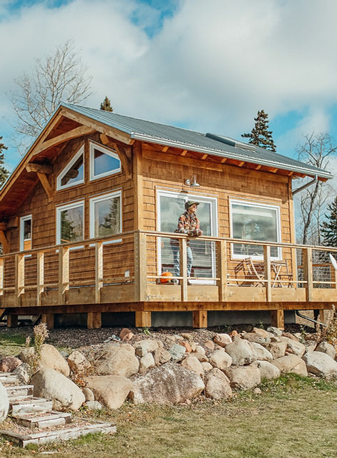 Agua Norte Cabin in Grand Marais, MN
