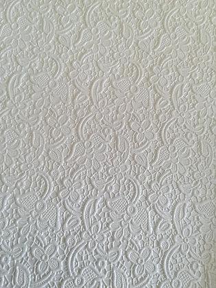 Lace Paper - Bianco Candido