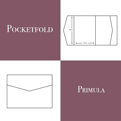 Pocketfold modello Primula 50 pz.