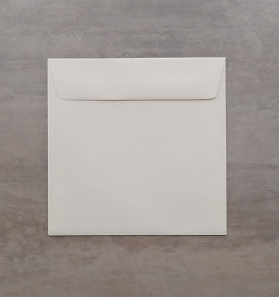 Busta Modigliani 17x17 cm - Bianco