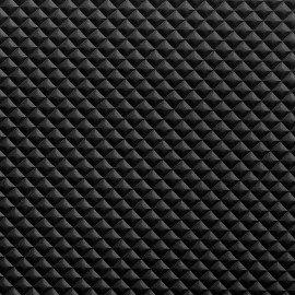 ICMA Opaques - 2343/143 Geometrici nero, Texture trapuntata soft touch 190gr