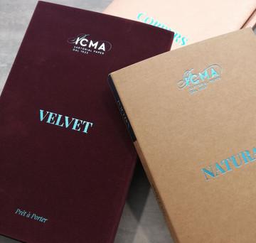 Icma Velvet & Green