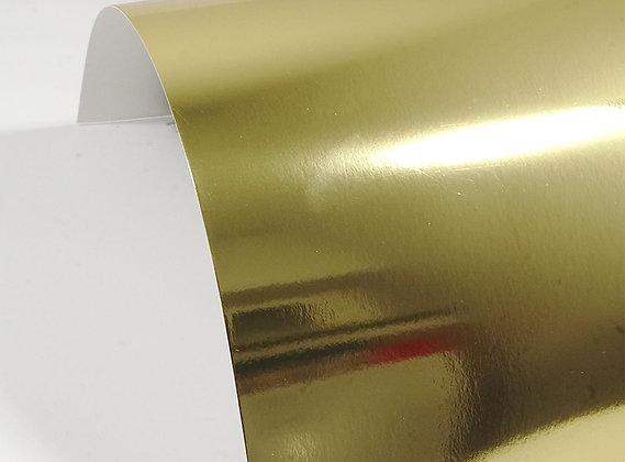 Carta Specchiata Oro 250gr A3