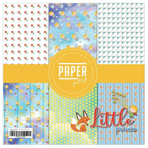 "Pad ""Little Prince"" 12 fogli 30 x 30 cm"