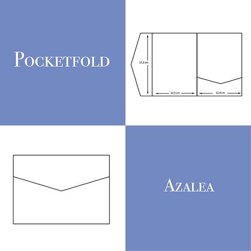 Pocketfold modello Azalea 50 pz.