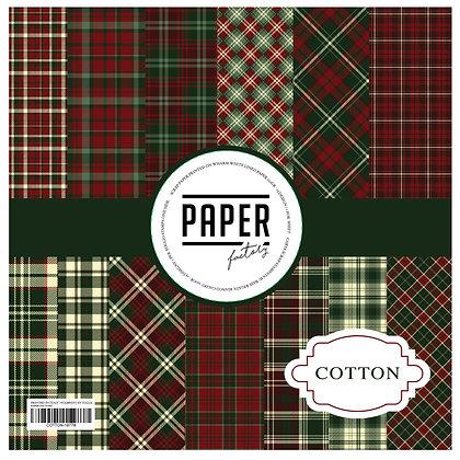 "Pad ""Cotton"" 13 fogli 30 x 30 cm"