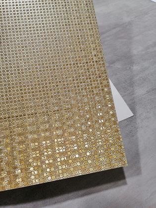 Glitter Dots Gold A3 - 250gr