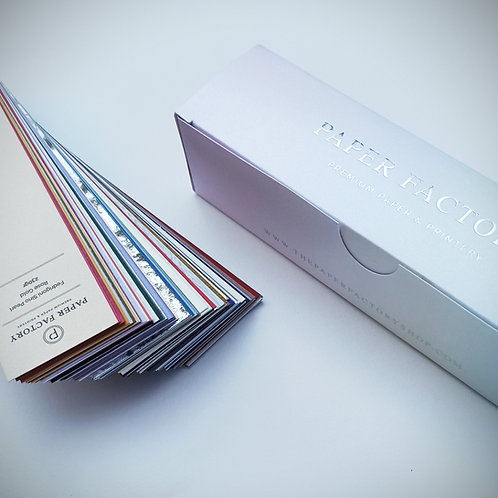 New! Swatch Book 2020