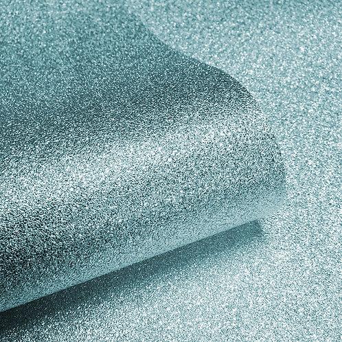 Glitter Acquamarina - A4 220gr