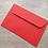 Thumbnail: Busta Favini Twill Rosso 12x18
