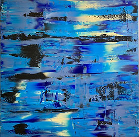 Once in a Blue Moon 2020 (SOLD)