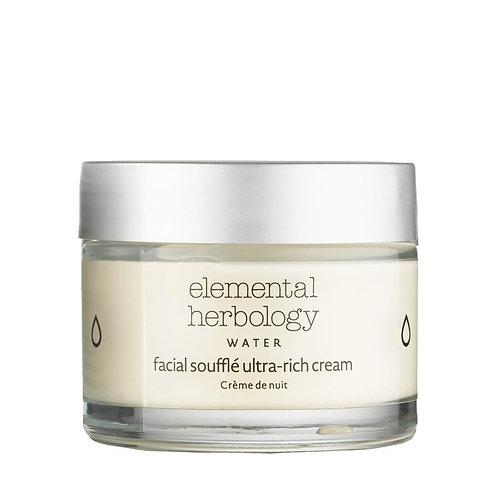 Elemental Herbology Facial Soufflé Ultra Rich Cream, 50ml