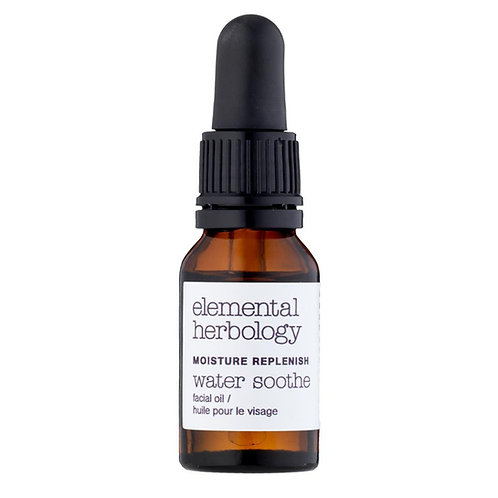 Elemental Herbology Water Soothe Facial Oil, 15ml