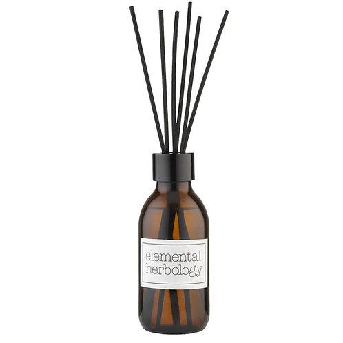 Elemental Herbology Wood Rejuvenation Home Reed Diffuser, 140ml