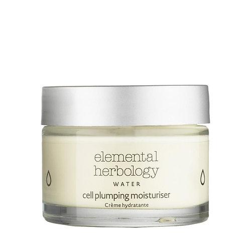 Elemental Herbology Cell Plumping Facial Moisturiser, 50ml