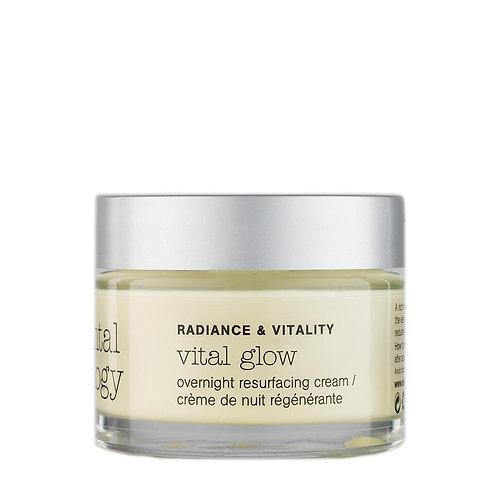 Elemental Herbology Vital Glow Resurfacing Cream, 50ml