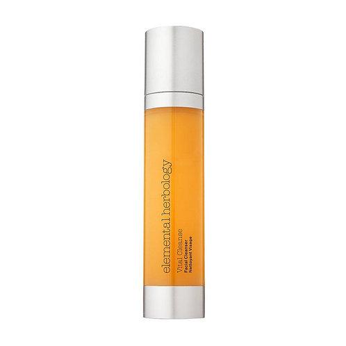 Elemental Herbology Vital Cleanse Facial Cleanser, 100ml