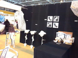 Stand at the NEC