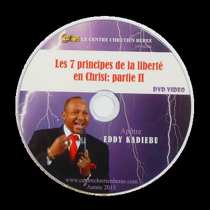 Les 7 principes de la liberté pack 3 DVD