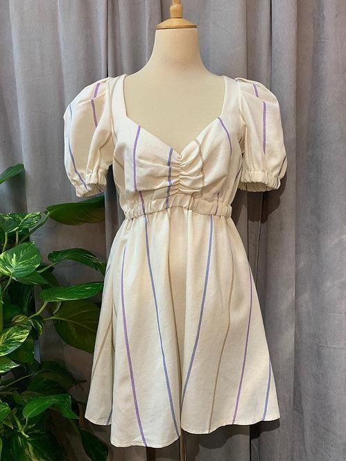 Vestido Mallorca lino