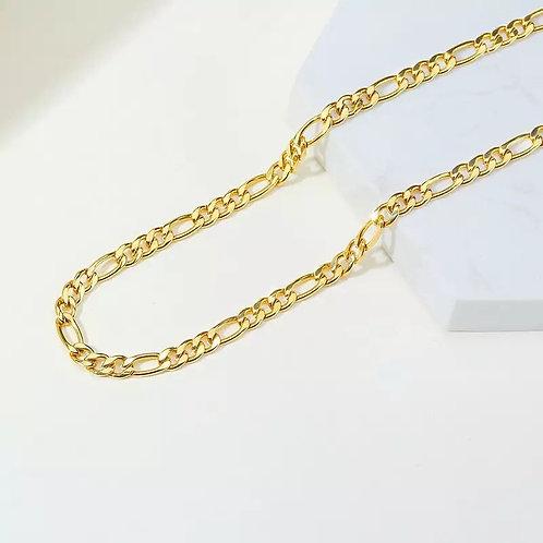 Gargantilla golden chaing