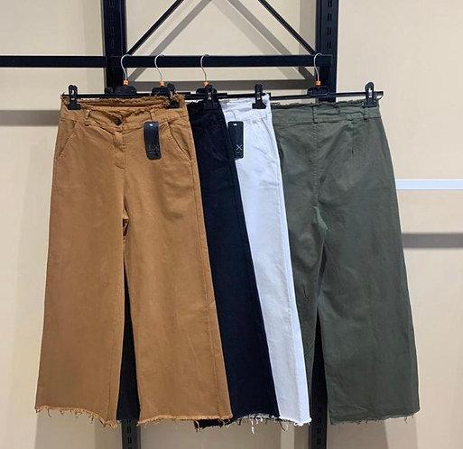 Pantalones vaqueros cuelotte