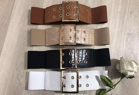Cinturón Print elastico