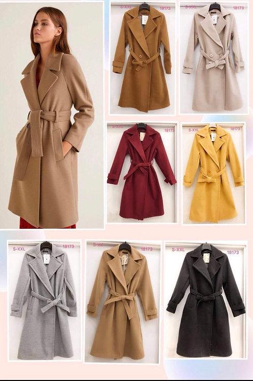 Abrigo gabardina elegance