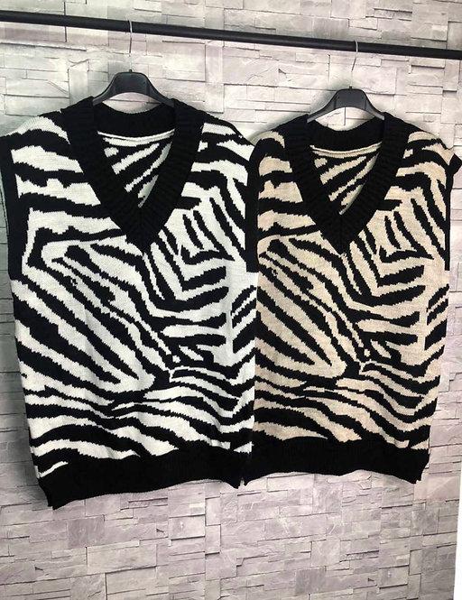 Jersey zebra largo