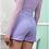 Thumbnail: Falda pantalon cinturón